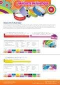 bracelets en vinyle - Precision Dynamics Corporation - Page 5