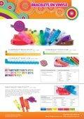 bracelets en vinyle - Precision Dynamics Corporation - Page 7