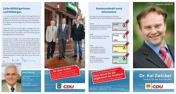 Vreden - Cdu-Kreisverband Borken