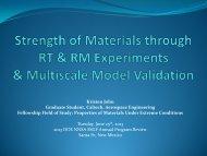 Download this presentation (PDF) - Krell Institute