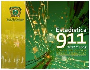 2012-2013 - Universidad Autónoma del Estado de México