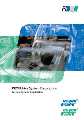 PROFIdrive System Description - Profibus International