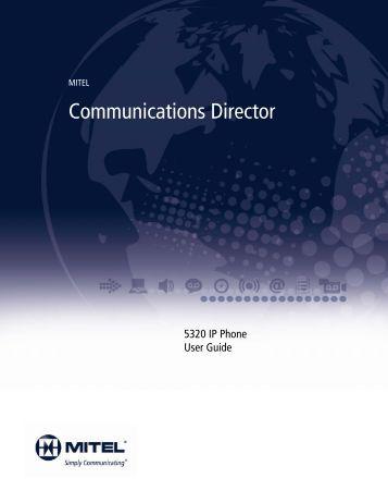 5320 IP Phone - User Guide