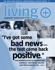 Living + Magazine Issue 4 - Positive Living BC