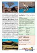 Namibia: Mietwagenrundreise - Kneissl Touristik - Seite 2