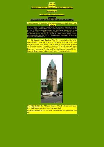 Pulheim - Kunstwanderungen