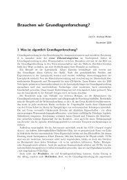 Essay Theorie - Wissenschaft Online