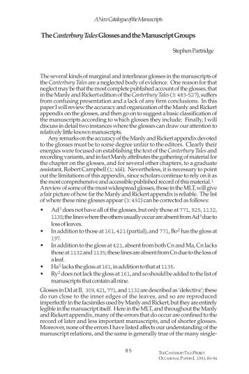 an analysis of chaucers view on the church as evident in the canterbury tales This one-page guide includes a plot summary and brief analysis of the canterbury tales by geoffrey chaucer geoffrey chaucer's masterpiece the canterbury tales is a collection of 24 stories the tales are mainly written as poems, though some are also in prose.