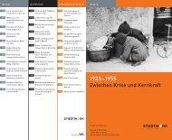 1955 Zwischen Krise und Kernkraft - Stadtwerk Winterthur