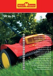 UV 29 EV UV 29 EV - wolf-garden.pl