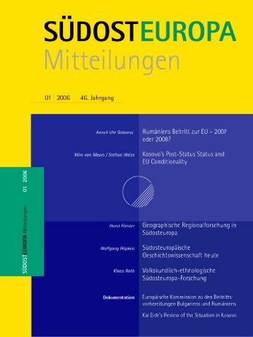 Untitled - Suedosteuropa Gesellschaft