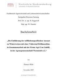 Bachelorarbeit Thomas Wilke - Digitale Bibliothek NB