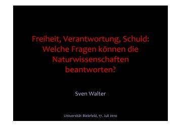 Freiheit Bielefeld 17-07-10 - Philosophy-online.de