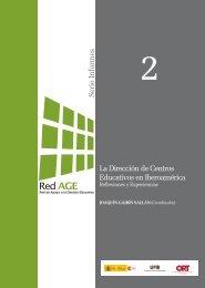 La dirección de centros educativos en Iberoamérica ... - Red AGE