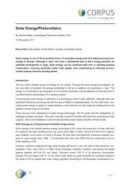 Page 1 Solar Energy/Photovoltaics - The SCP Knowledge Hub