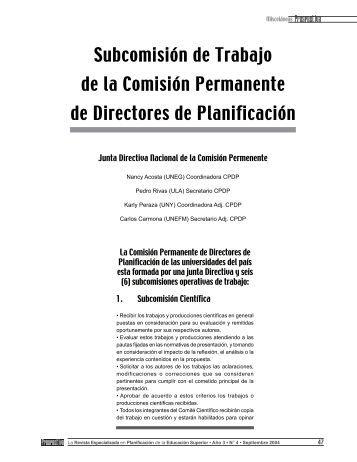 Directorio - Saber ULA - Universidad de Los Andes