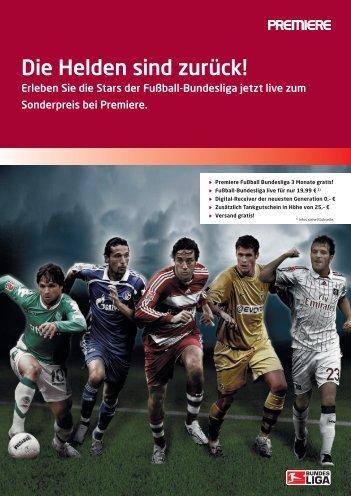 Die Helden sind zurück! - Partnervertrieb.de