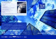 download zira crm brochure