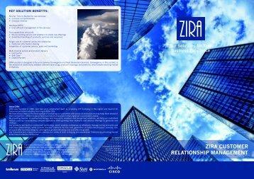 download zira crm brochure