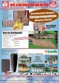 Ihr Fachmarkt unter den Baumärkten. Zeit zum ... - Kieninger Baumarkt - Seite 4
