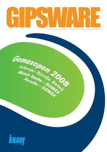 GIPSWARE br.5 - Knauf