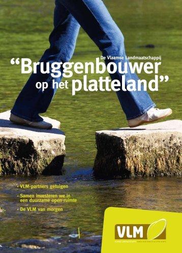 20 jaar VLM (2008) (PDF - 5MB) - Vlaamse Landmaatschappij