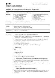 Sitzung 1/11 vom 22.02.11 - Departement Bau, Umwelt und Geomatik