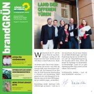 brandGRÜN 14, Dezember 2013 - Fraktion Bündnis 90/Die Grünen ...