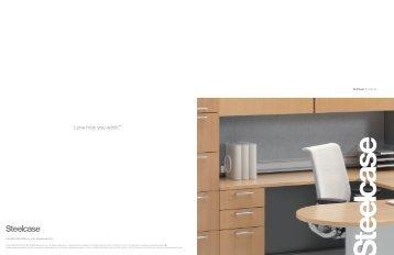U-Free furniture – Steelcase