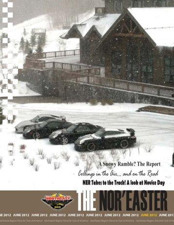 June 2012 - Porsche Club of America – Northeast Region