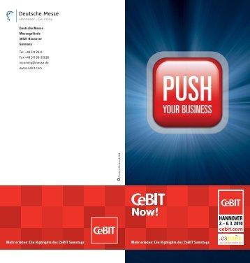 Die Highlights des Cebit Samstags - COMPUTER BILD