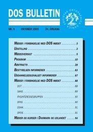 2005-xxx_Dos nr. 6 2005minus51 - Dansk Ortopædisk Selskab