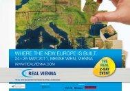 Salesfolder - REAL VIENNA CONVENTION 2012