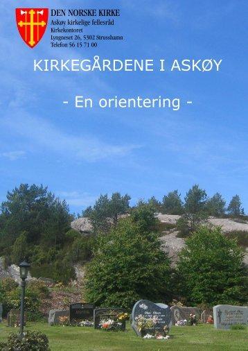 Her kan du hente ned orienteringen - kirken på Askøy