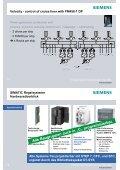 SIMATIC TECHNOLOGY SIMATIC TECHNOLOGY - Siemens AG - Seite 6