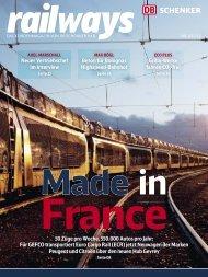 TiTElSTORY - DB Schenker Rail