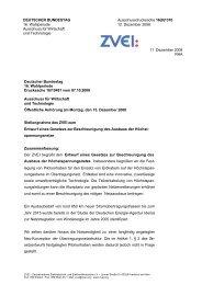 16_9_1310Stellungn. ZVEI EnLAG - Netzausbau in Niedersachsen