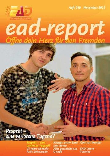 Respekt - EAD direkt
