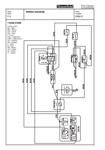 schaltplan    wiring diagram