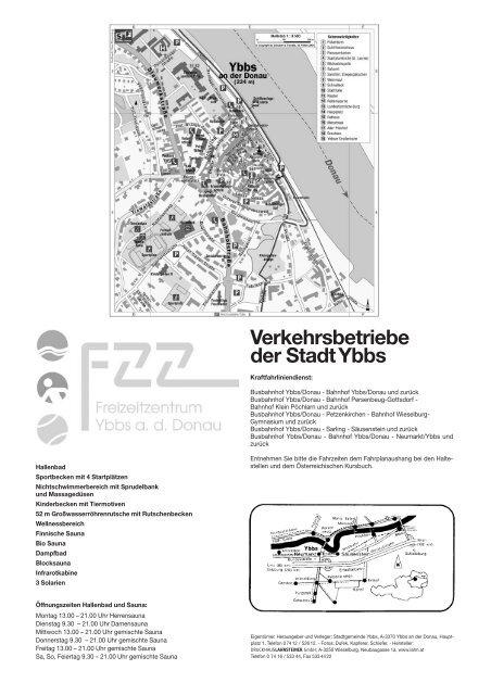 Verkehrsbetriebe Der Stadt Ybbs