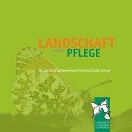 Broschüre des LPV - Stadt Schwabach