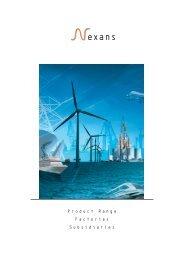 Download Nexans product range - Nexans Power Accessories ...