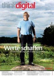 Ausgabe 5 - Werte schaffen [PDF, 7.33 MB] - Canon Deutschland