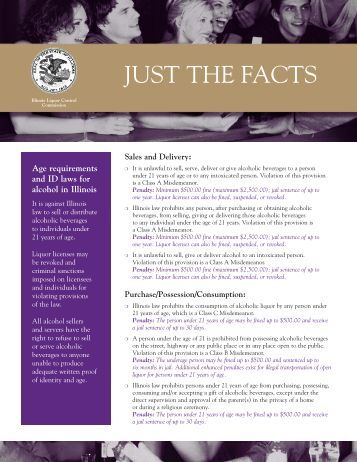 Just the Facts - State of Illinois