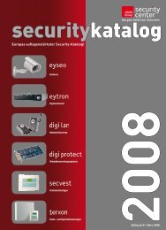ABSU Security Center Katalog - PC-Spezialist Trier