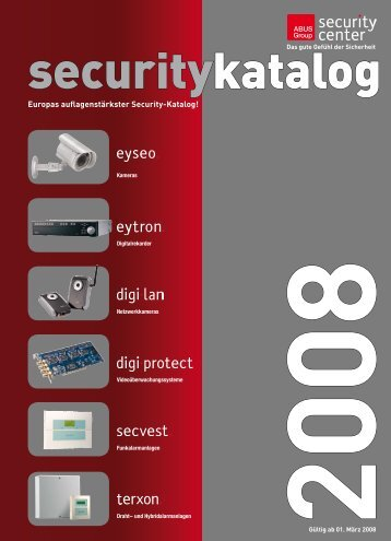 ABSU Security Center Katalog - PC-Spezialist Trier