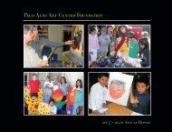 Palo Alto Art Center Foundation