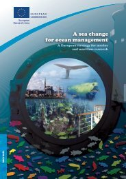 A sea change for ocean management - KoWi