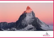 Matterhornstar - Winter 2010 - Hotel Ambiance