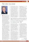 Jún 2007 - Ústredie práce, sociálnych vecí a rodiny - Page 3